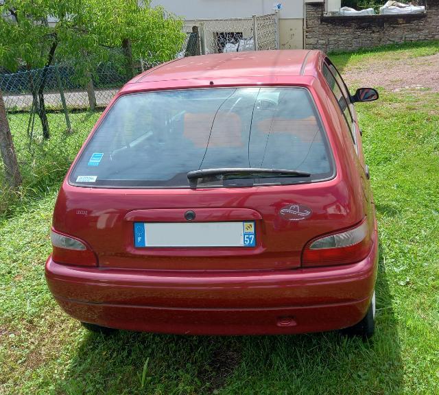 Citroën SAXO 1 1i 60cv 2001AR