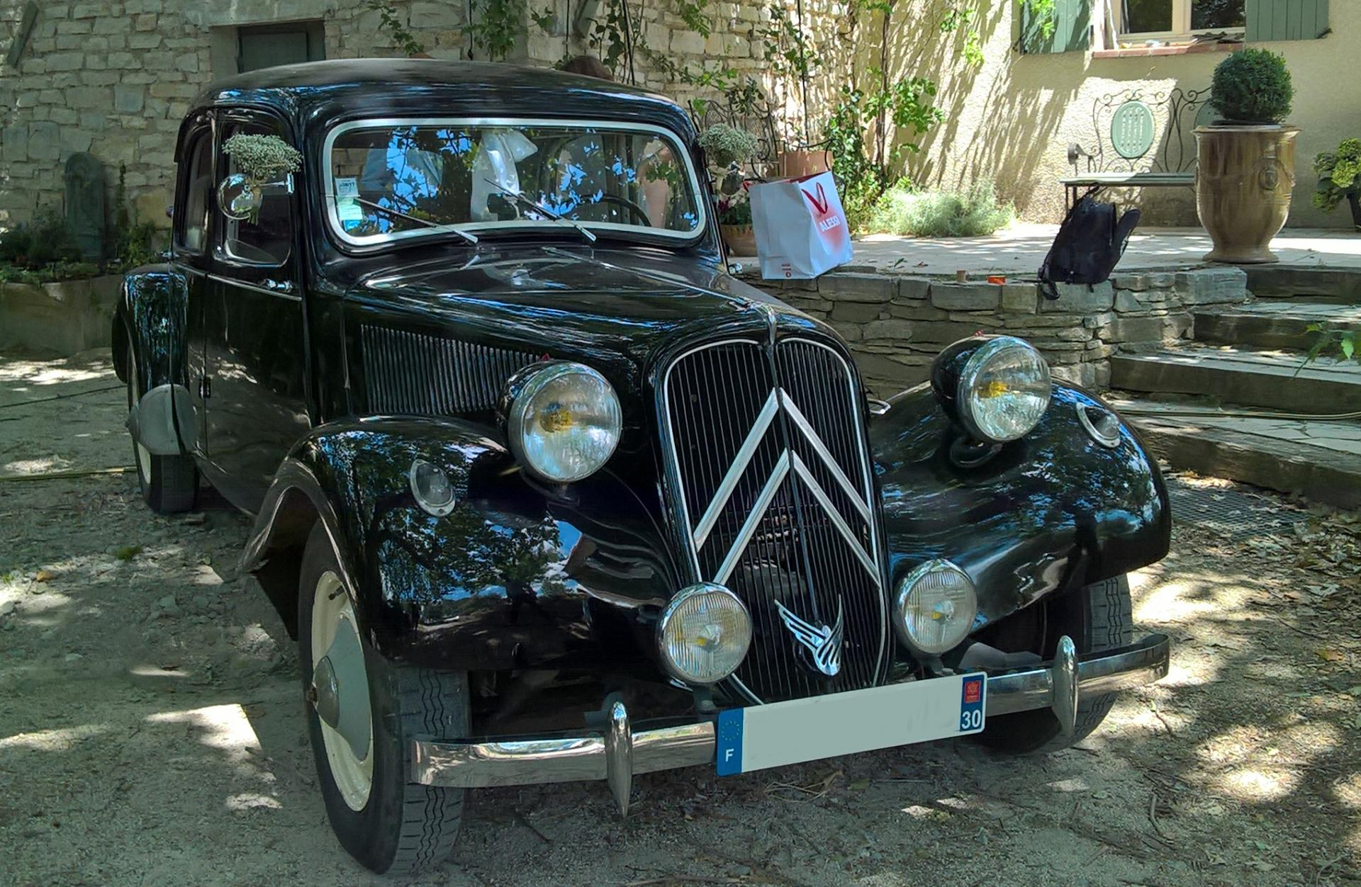 1952 Citroën Traction 11 BL