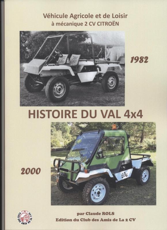 Histoire du Val 4x4