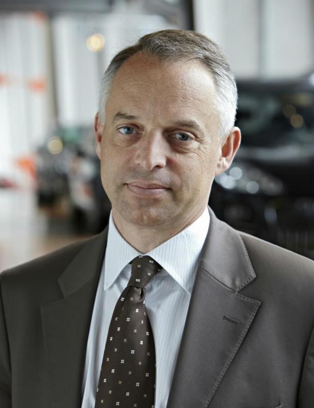 Mr Xavier Peugeot - Président de l'Aventure Peugeot Citroën DS